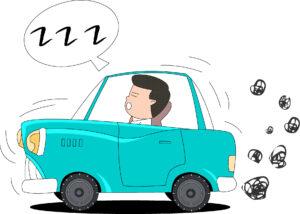 Idling car